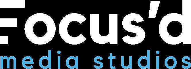 Focusd Logo - White