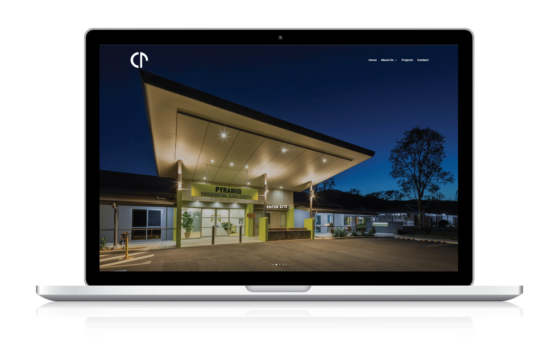 CP Architects Website